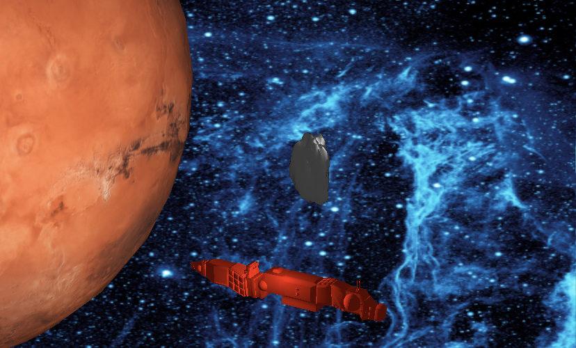 Open Space Screenshot
